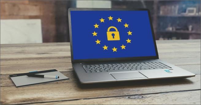 Illustration de la sécurité des données personnelles RGPD