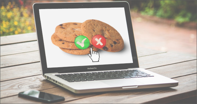 Illustration de cookies informatiques